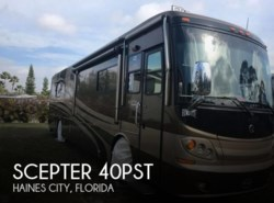 Used 2005 Holiday Rambler Scepter 40PST available in Sarasota, Florida