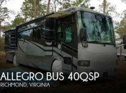 Used 2007 Tiffin Allegro Bus 40QSP available in Richmond, Virginia