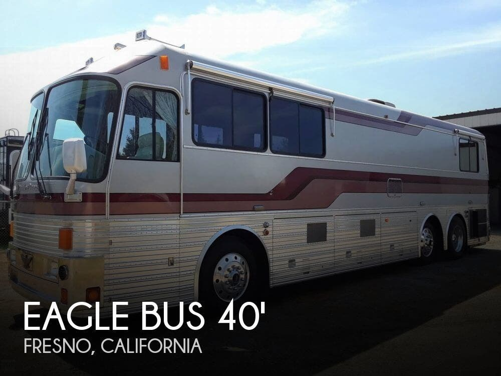 1988 Miscellaneous RV Eagle Bus 40 Country Coach for Sale in Fresno, CA  93737 | 147068