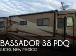 Used 2006 Holiday Rambler Ambassador 38 PDQ available in Las Cruces, New Mexico