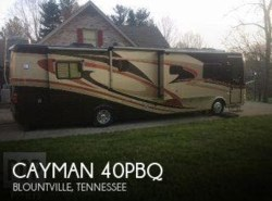 Used 2011 Monaco RV Cayman 40PBQ available in Blountville, Tennessee