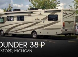 Used 2008 Fleetwood Bounder 38 P available in Rockford, Michigan