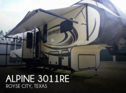 Used 2015 Keystone Alpine 3011RE available in Royse City, Texas