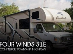 Used 2017 Thor Motor Coach Four Winds 31E available in Commerce Township, Michigan