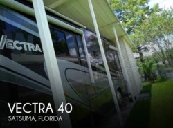 Used 2008 Winnebago Vectra 40 available in Satsuma, Florida