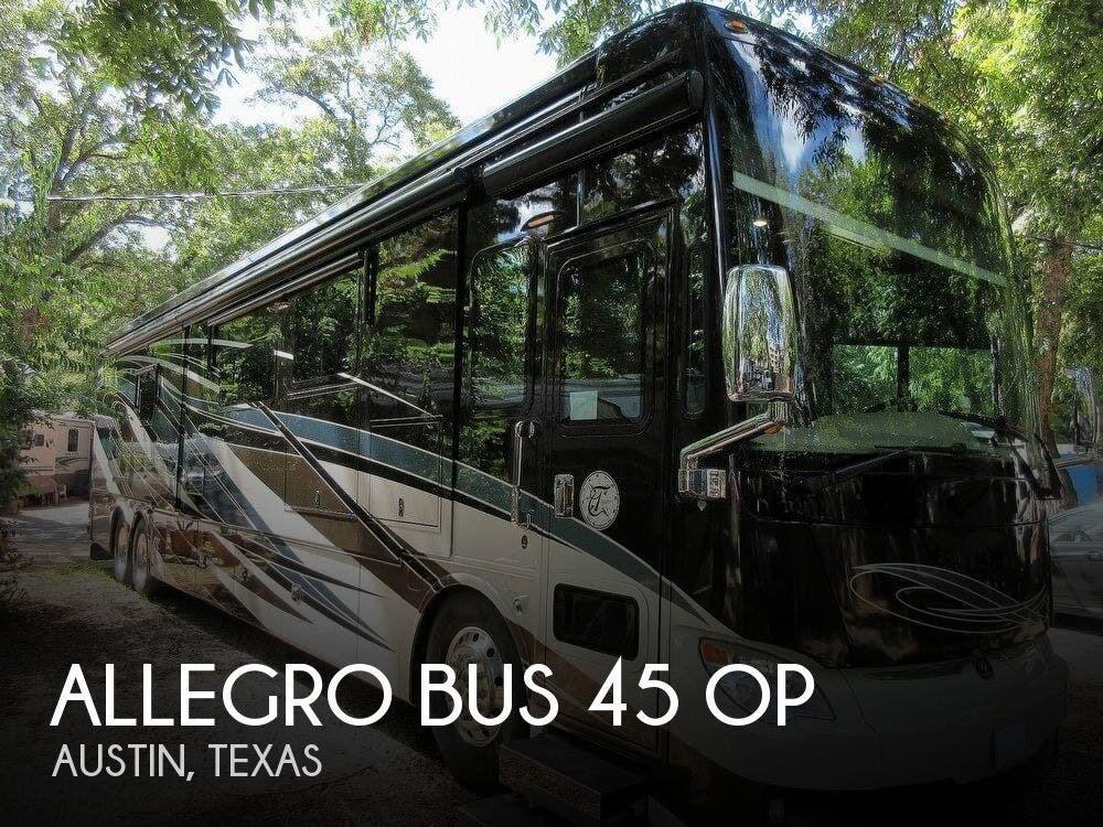 2016 Tiffin RV Allegro Bus 45 OP for Sale in Austin, TX 78704   188885