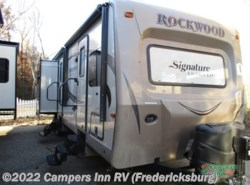 New 2016  Forest River Rockwood Signature Ultra Lite 8327SS by Forest River from Campers Inn RV in Stafford, VA