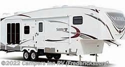 Used 2011  Forest River  Palomino SABER 31RETS6 by Forest River from Campers Inn RV in Stafford, VA