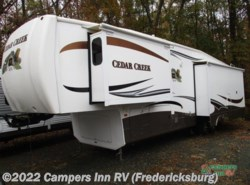 Used 2011  Forest River  FOREST RIVER CEDAR CREEK 36CKTS by Forest River from Campers Inn RV in Stafford, VA