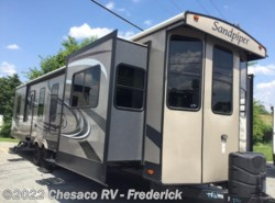 New 2015  Forest River Sandpiper Destination 393CK by Forest River from Chesaco RV in Frederick, MD