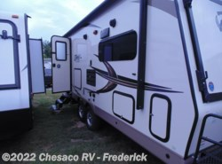 New 2016  Forest River Rockwood 21BD by Forest River from Chesaco RV in Frederick, MD