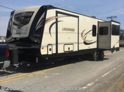New 2016  Prime Time LaCrosse LUXURY LITE 337 RKT by Prime Time from Chesaco RV in Frederick, MD