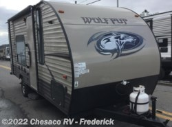 New 2016  Forest River Cherokee 16FQ by Forest River from Chesaco RV in Frederick, MD