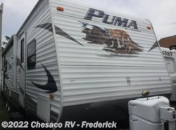 Used 2010  Palomino Palomino PUMA by Palomino from Chesaco RV in Frederick, MD