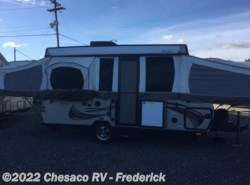 Used 2015  Forest River Rockwood 2514G by Forest River from Chesaco RV in Frederick, MD