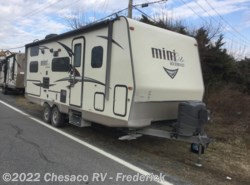 New 2017  Forest River Rockwood 2509S by Forest River from Chesaco RV in Frederick, MD