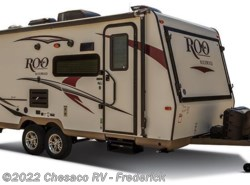New 2017  Forest River Rockwood 21SS ROO by Forest River from Chesaco RV in Frederick, MD