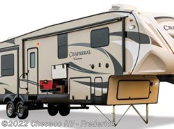 New 2017  Coachmen Chaparral 360IBL by Coachmen from Chesaco RV in Frederick, MD