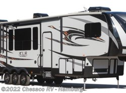 New 2017  Forest River XLR Thunderbolt 413AMP by Forest River from Chesaco RV in Shoemakersville, PA