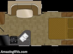 Used 2010  Heartland RV North Trail  21FBS by Heartland RV from Amazing RVs in Houston, TX