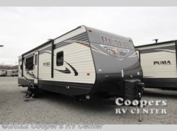 New 2016  Palomino Puma 32-RKTS by Palomino from Cooper's RV Center in Apollo, PA