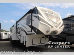 New 2014  Keystone Fuzion 390 by Keystone from Cooper's RV Center in Apollo, PA