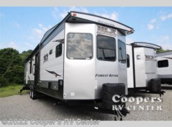New 2017  Forest River Wildwood DLX 395FKLTD by Forest River from Cooper's RV Center in Apollo, PA