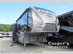 New 2017  Keystone Fuzion 414 Chrome by Keystone from Cooper's RV Center in Apollo, PA