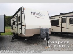 Used 2016  Forest River Rockwood Mini Lite 2504S by Forest River from Cooper's RV Center in Apollo, PA