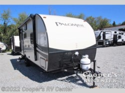 New 2017  Palomino PaloMini 181FBS by Palomino from Cooper's RV Center in Apollo, PA
