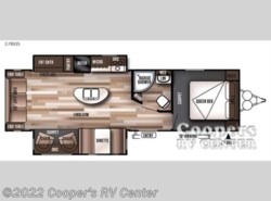 New 2017  Forest River Wildwood 27REIS by Forest River from Cooper's RV Center in Apollo, PA