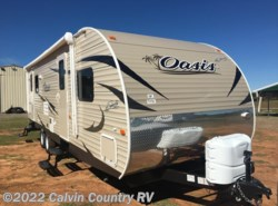 New 2016  Shasta Oasis 26RL by Shasta from Calvin Country RV in Depew, OK