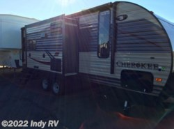 New 2017  Forest River Cherokee 204RB by Forest River from Indy RV in St. George, UT