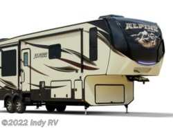 New 2017  Keystone Alpine 3011RE by Keystone from Indy RV in St. George, UT