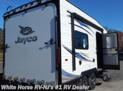 New 2015  Jayco Octane ZX Super Lite 161SL Front Kitchen Rear Garage by Jayco from White Horse RV Center in Williamstown, NJ