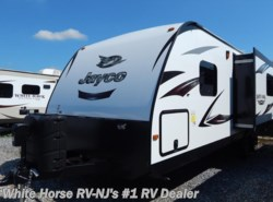 New 2016 Jayco White Hawk 24RKS Rear Kitchen Slideout available in Williamstown, New Jersey