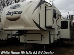 New 2016  Jayco Eagle HT 28.5RSTS Rear Sofa Triple Slideout by Jayco from White Horse RV Center in Williamstown, NJ
