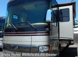Used 2008  Monaco RV Knight 40SKQ Rear Queen Quad Slide Out by Monaco RV from White Horse RV Center in Williamstown, NJ