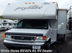 Used 2008  Jayco Greyhawk 31SS  Queen Bed Sofa/Dinette Slideout by Jayco from White Horse RV Center in Williamstown, NJ