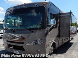 Used 2016  Thor Motor Coach Hurricane 35C Rear Queen/Bath Double Slide by Thor Motor Coach from White Horse RV Center in Williamstown, NJ