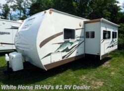 Used 2005  Coachmen Chaparral 271RBS Rear Bath Sofa/Dinette Slideout by Coachmen from White Horse RV Center in Williamstown, NJ