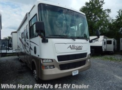Used 2006  Tiffin Allegro 32BA Rear Queen Double Slideout by Tiffin from White Horse RV Center in Williamstown, NJ