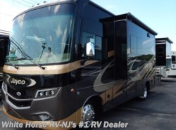 New 2017  Jayco Precept 31UL Rear Queen Triple Sllideout by Jayco from White Horse RV Center in Williamstown, NJ