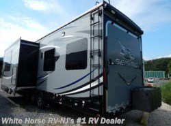 "New 2017  Jayco Seismic 4213  Double Slideout w/13'2"" Garage by Jayco from White Horse RV Center in Williamstown, NJ"
