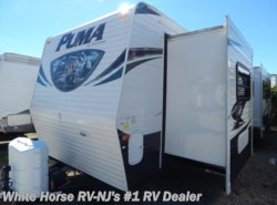 Used 2014  Palomino Puma 39-PTD Two bedroom, Triple Slide, Bath and 1/2 by Palomino from White Horse RV Center in Williamstown, NJ