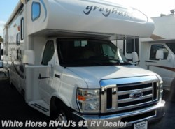 Used 2010  Jayco Greyhawk 31SS Rear Queen, Sofa/Dinette Slide by Jayco from White Horse RV Center in Williamstown, NJ