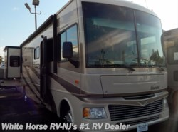 Used 2008  Fleetwood Bounder 36Z Rear Queen Double Slide Out by Fleetwood from White Horse RV Center in Williamstown, NJ