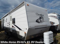 Used 2005  Forest River Cherokee 36L Rear Living Double Slide-out by Forest River from White Horse RV Center in Williamstown, NJ