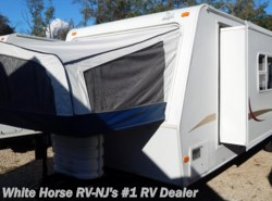 Used 2006  Jayco Jay Feather EXP 26L Front Drop Down Bed, Rear Quad Bunk by Jayco from White Horse RV Center in Williamstown, NJ