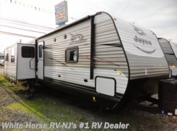 New 2017  Jayco Jay Flight 34RSBS Rear Living Room Triple Slideout by Jayco from White Horse RV Center in Williamstown, NJ